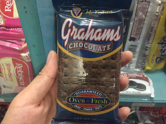 Grahams CHOCOLATE