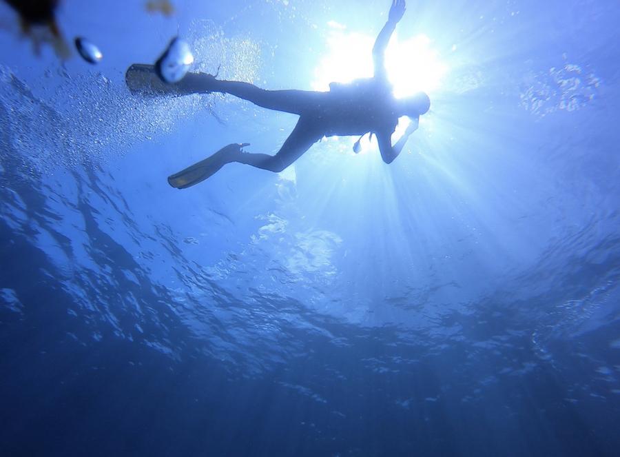 セブ島で認定ダイバーになろう!ダイビング講習プラン(2日間)