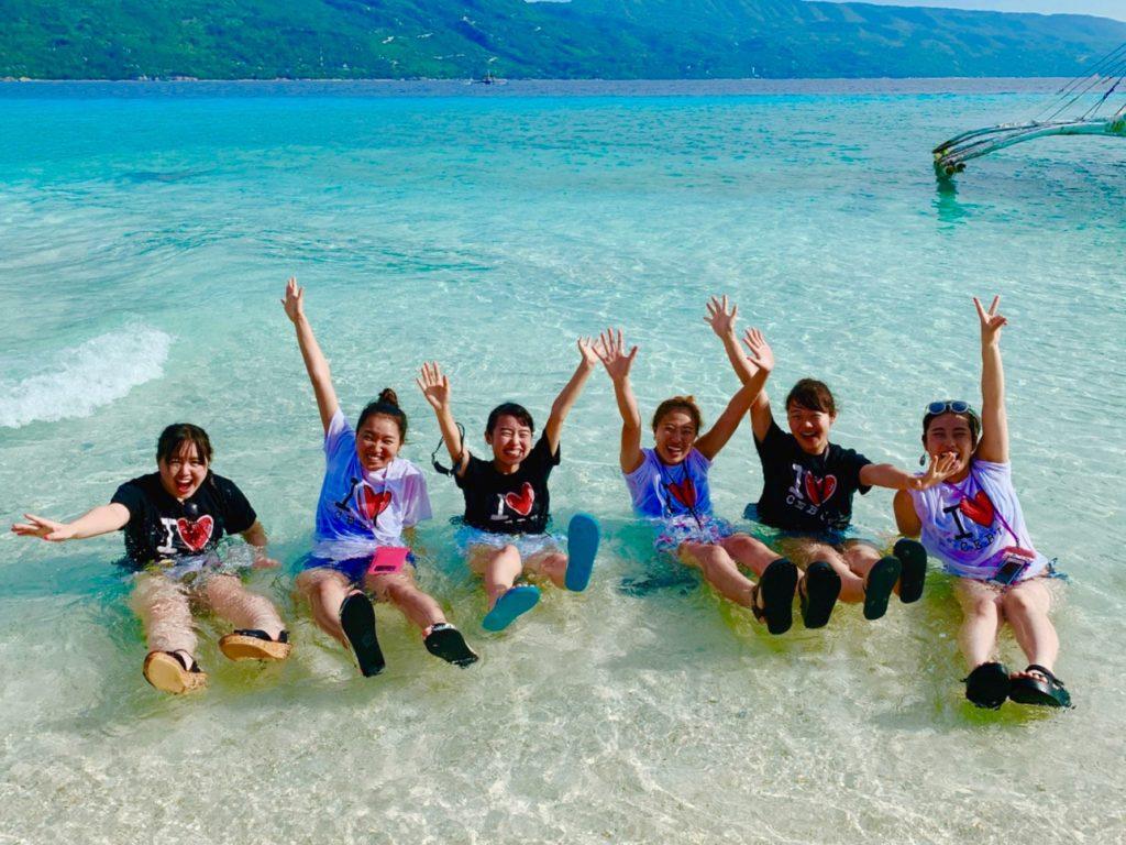 ジンベイザメとシュノーケリング&スミロン島の絶景アイランドホッピング(サンドバー)<日本語ガイド/GoProレンタル>
