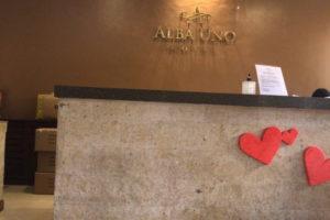 アルバ・ウノホテル